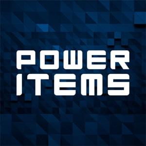 Power Items - Toño