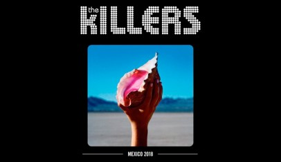 The Killers en concierto