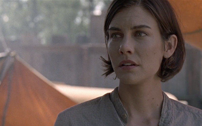 The Walking Dead 8x11: 'Dead or Alive Or' - Power Items
