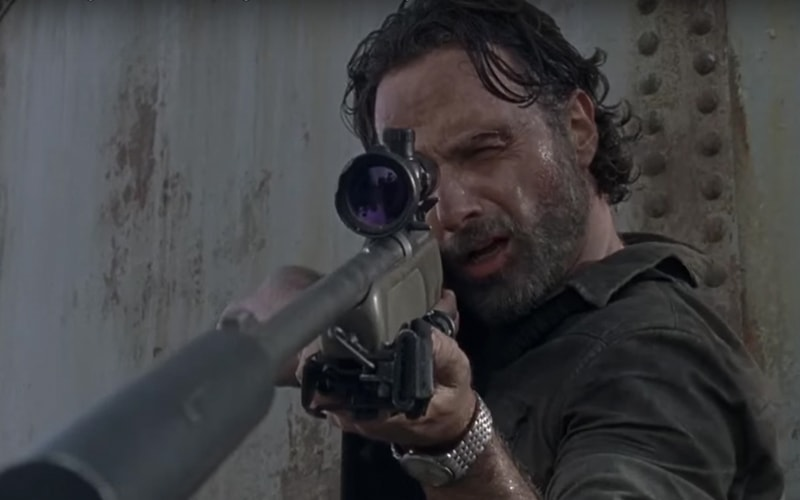 Robert Kirkman ya ha pensado en el posible final de 'The Walking Dead' - Power Items
