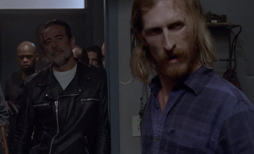 The Walking Dead 8x15: 'Worth' - Power Items