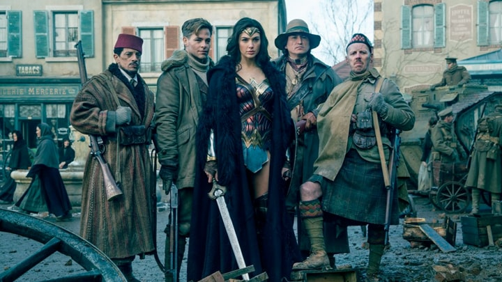 Reseña: Wonder Woman