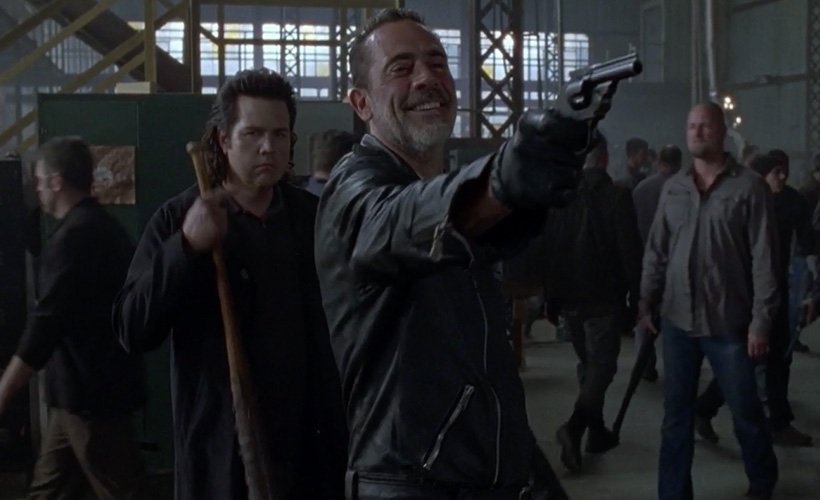 The Walking Dead 8x16: 'Wrath' - Power Items