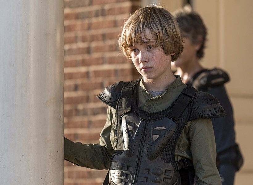 The Walking Dead 8x13: 'Do Not Send Us Astray' - Power Items