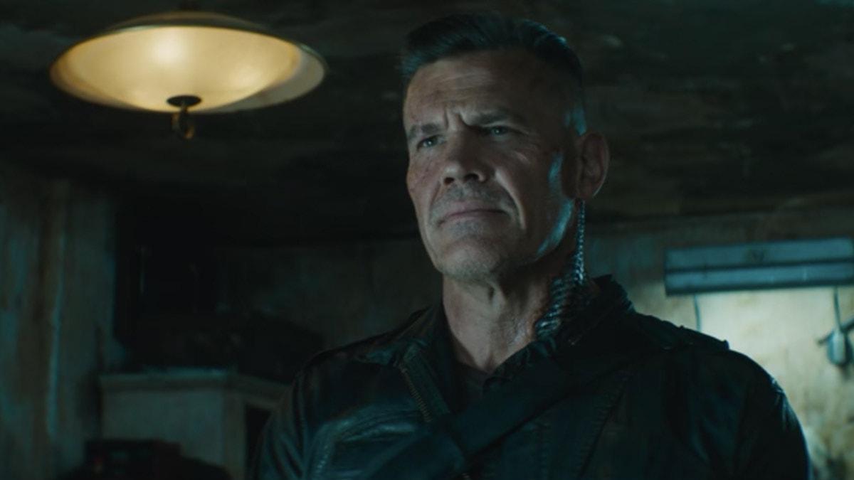 Cable es presentado por Ryan Reynolds en nuevo tráiler de 'Deadpool 2'