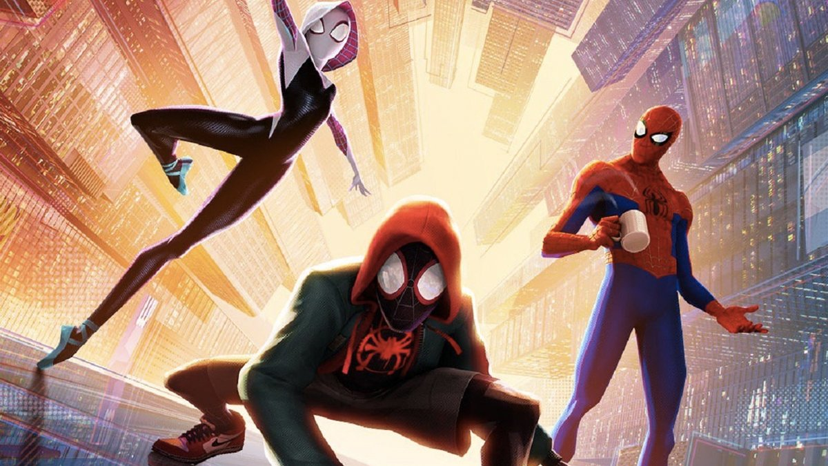 [Reseña] Spider-Man: Into the Spider-Verse