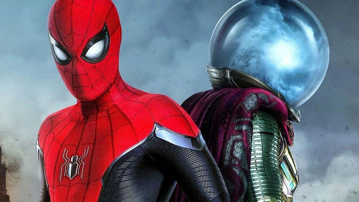 Spider-Man: Literalmente, lejos de casa