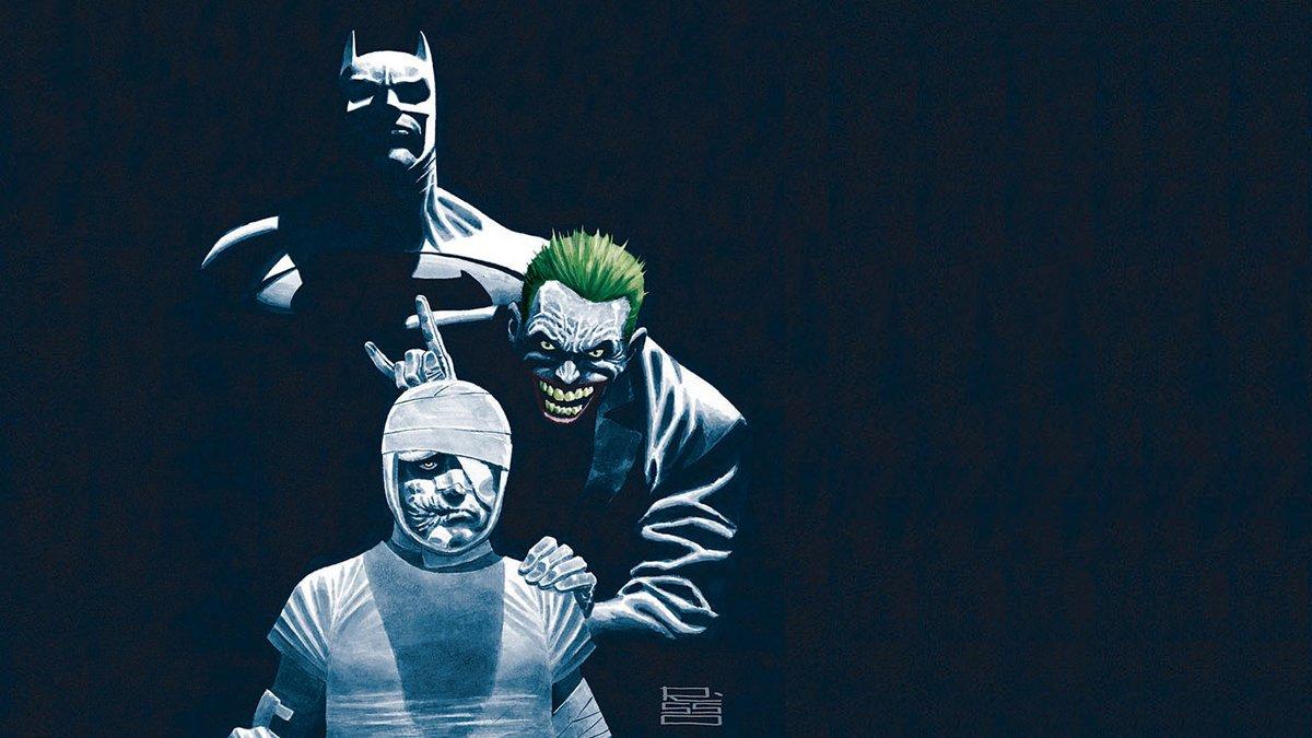 Atmósfera Inmersiva | Dark Night: Una historia real de Batman