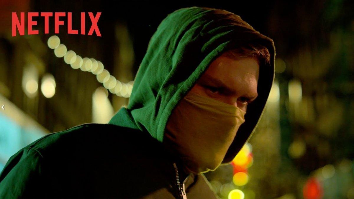 Iron Fist estrena un nuevo tráiler de su segunda temporada