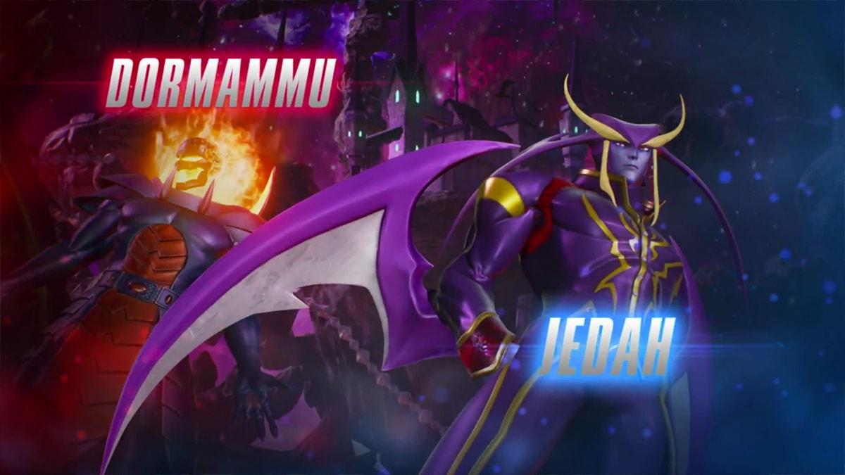 Nuevo tráiler para Marvel vs. Capcom Infinite presenta a Jedah y Dormammu