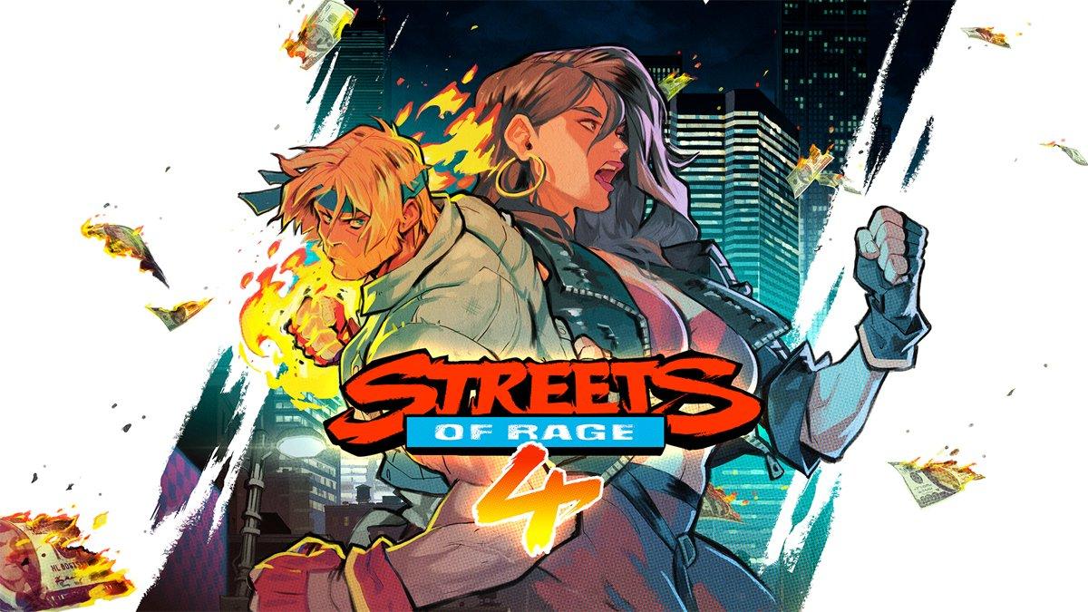 Mira el anuncio de Streets of Rage 4