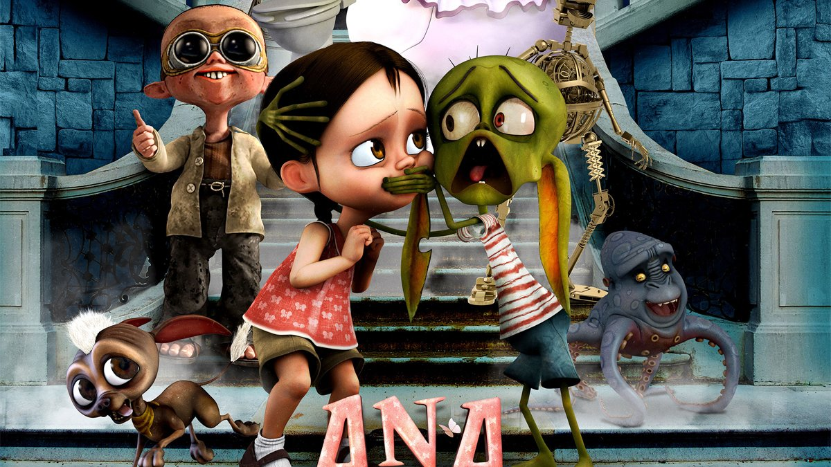 [Reseña] Ana y Bruno: la realidad envuelta por la fantasía