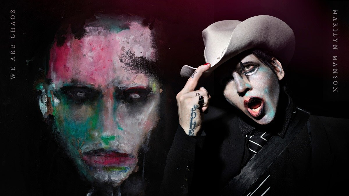 We Are Chaos: El nuevo disco de Marilyn Manson