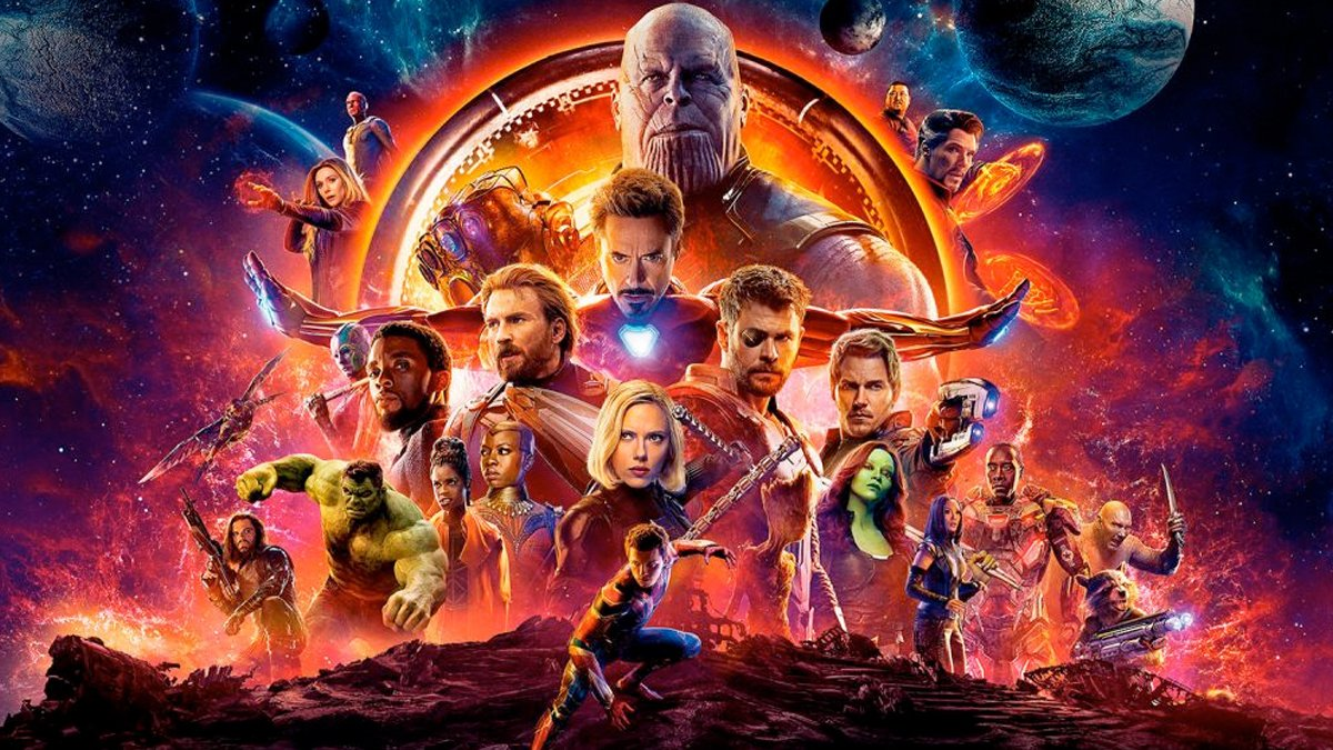 Avengers Infinity War: Thanos ha llegado
