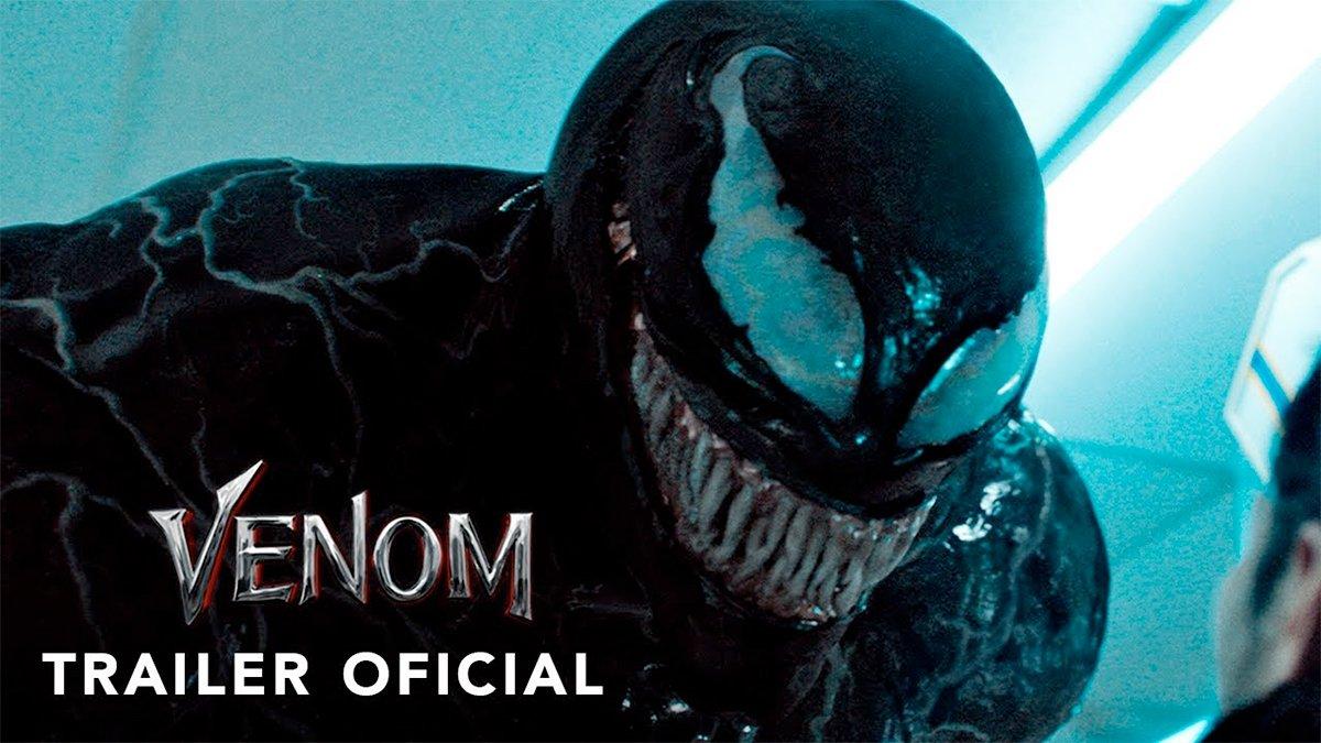 Llega el segundo tráiler de Venom