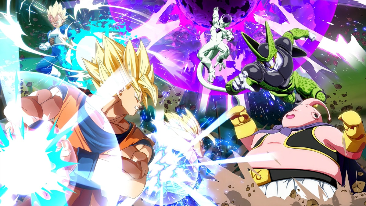 Reseña: Dragon Ball FighterZ