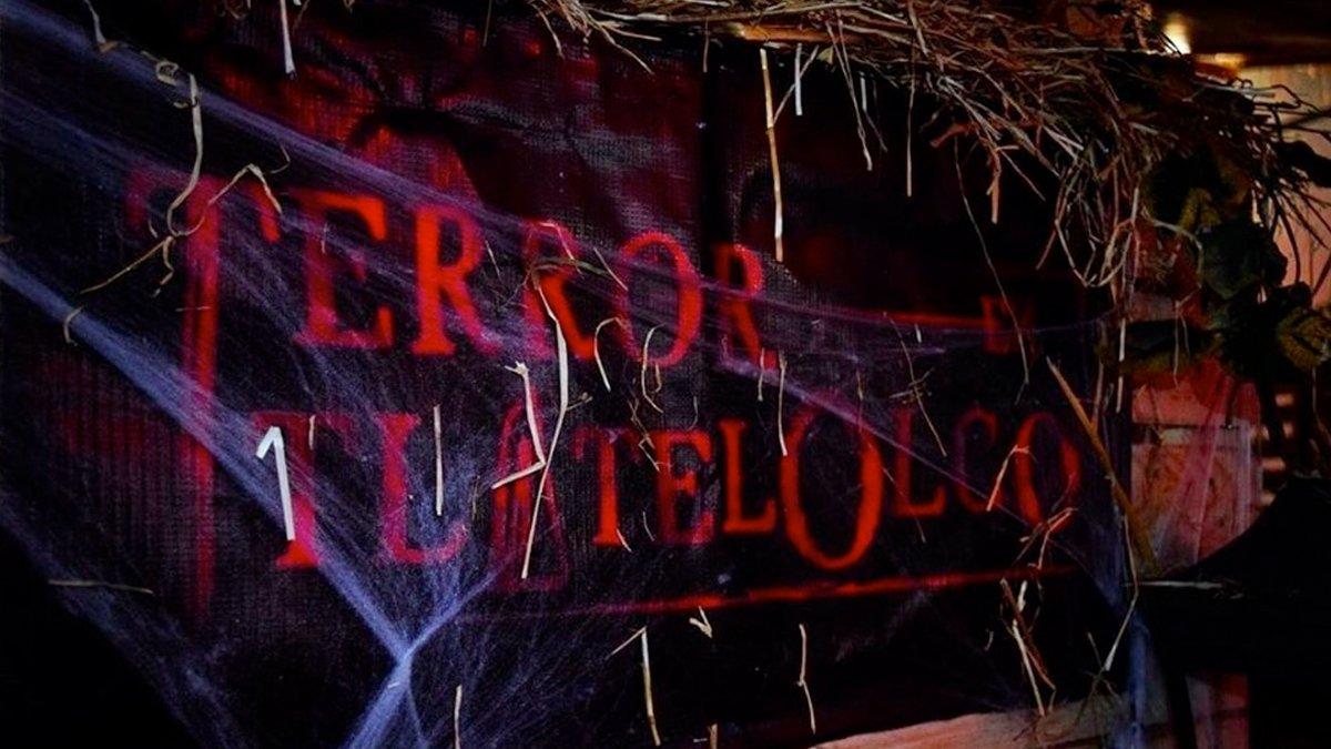 Nuestra experiencia en 'Terror en Tlatelolco 2019 - Power Items