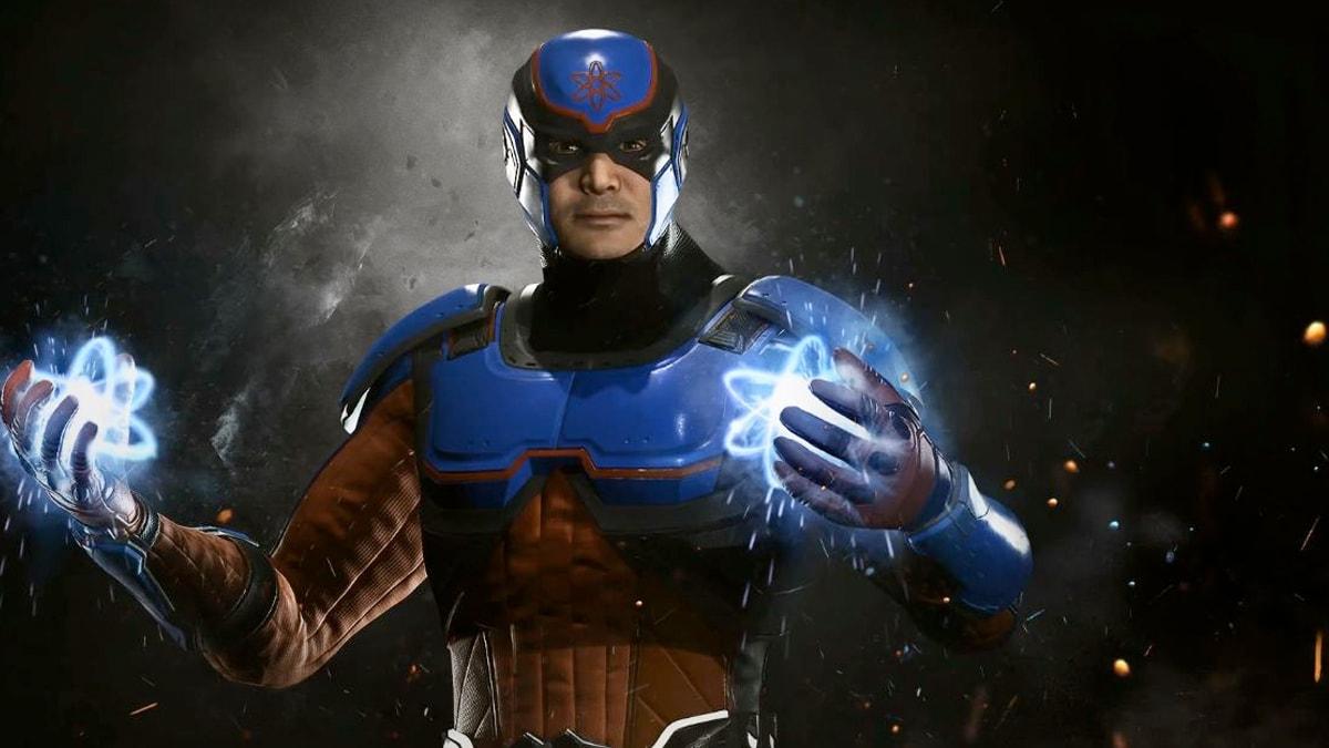 Atom llega a Injustice 2