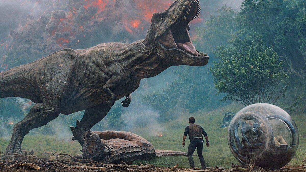 Reseña - Jurassic World: Fallen Kingdom