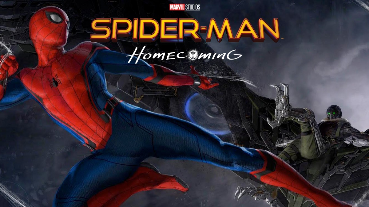 Reseña: Spider-Man Homecoming