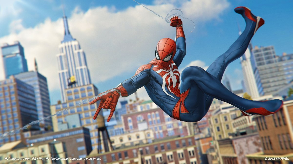 [Reseña] Marvel's Spider-Man
