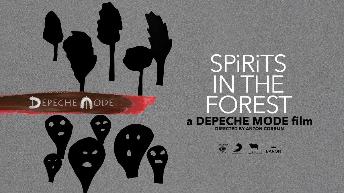 Spirits in the Forest: Un concierto de Depeche Mode