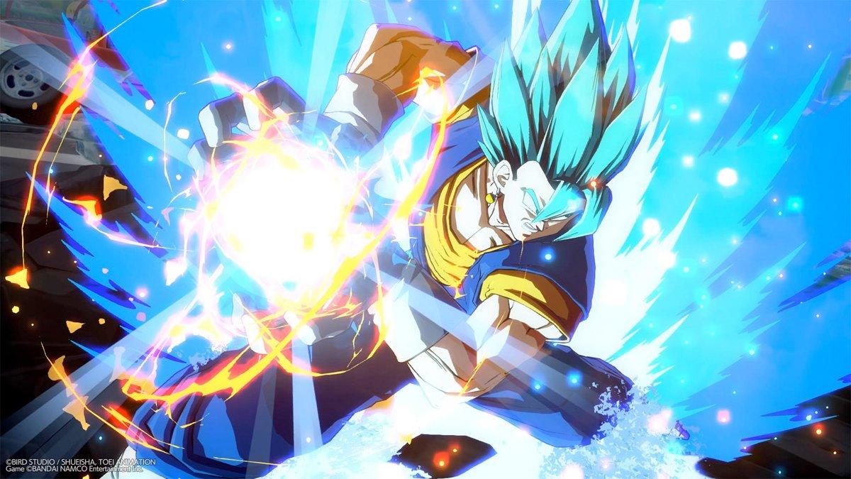 ¡Vegetto llega a Dragon Ball FighterZ!