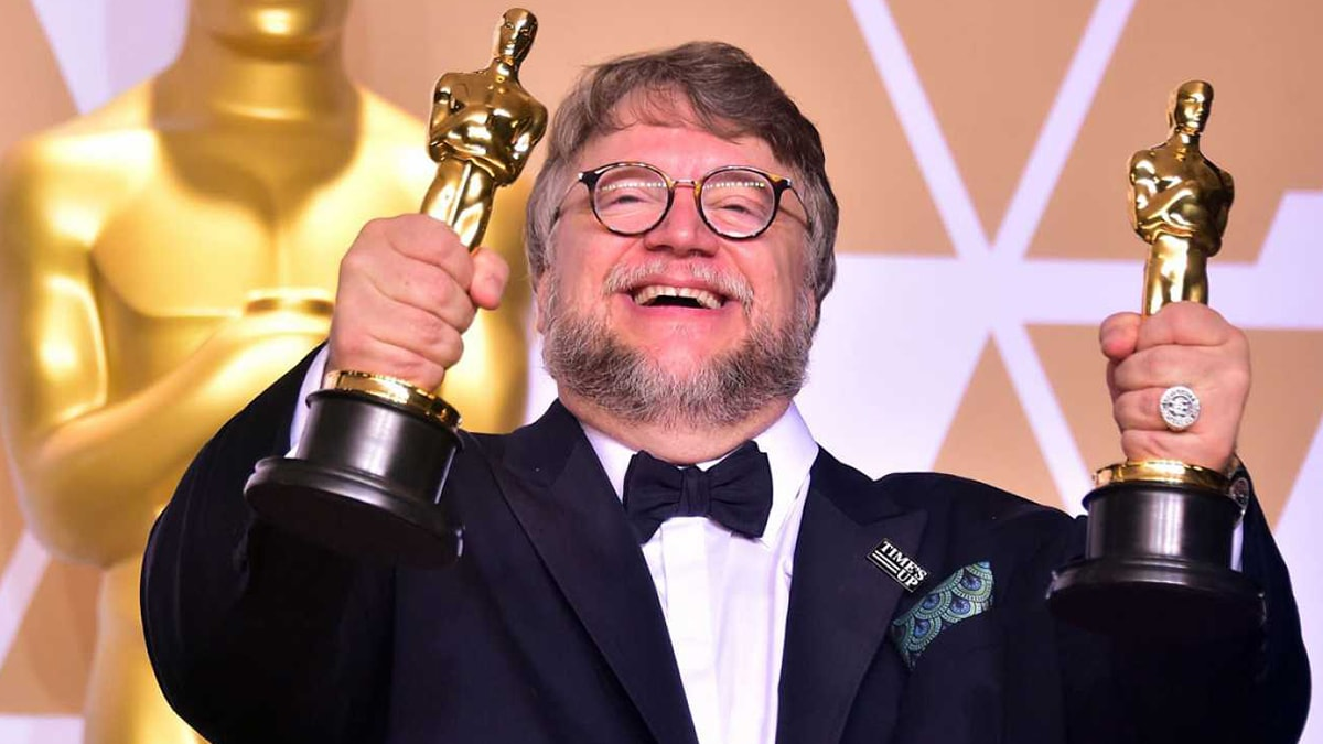 ¡Guillermo Del Toro triunfa en los Premios Oscar!