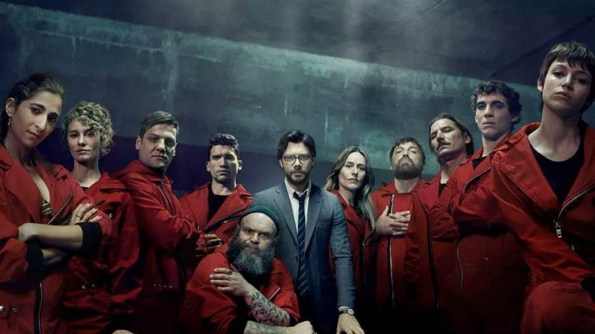 ¿Estás listo para una quinta temporada de 'La Casa de Papel'?