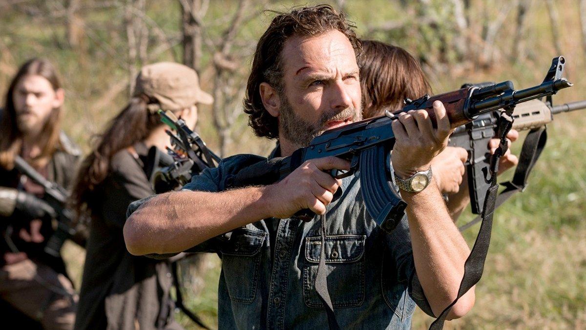 Andrew Lincoln dejará The Walking Dead en la temporada 9