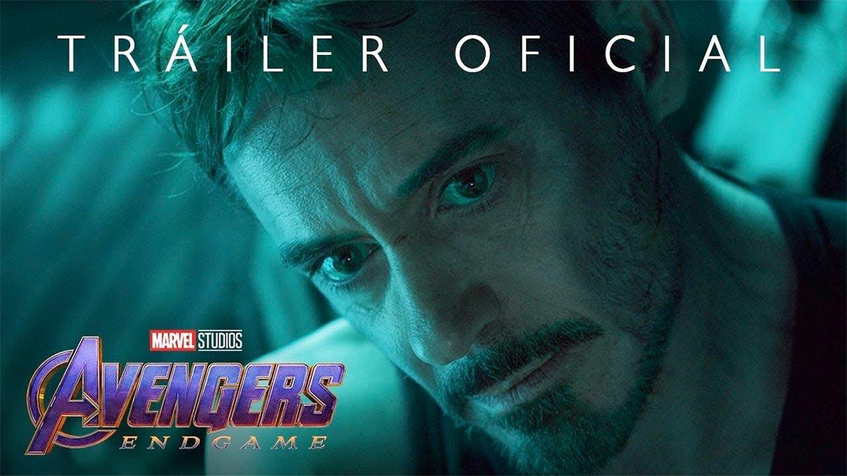 Prepárate para Avengers: Endgame con un nuevo tráiler