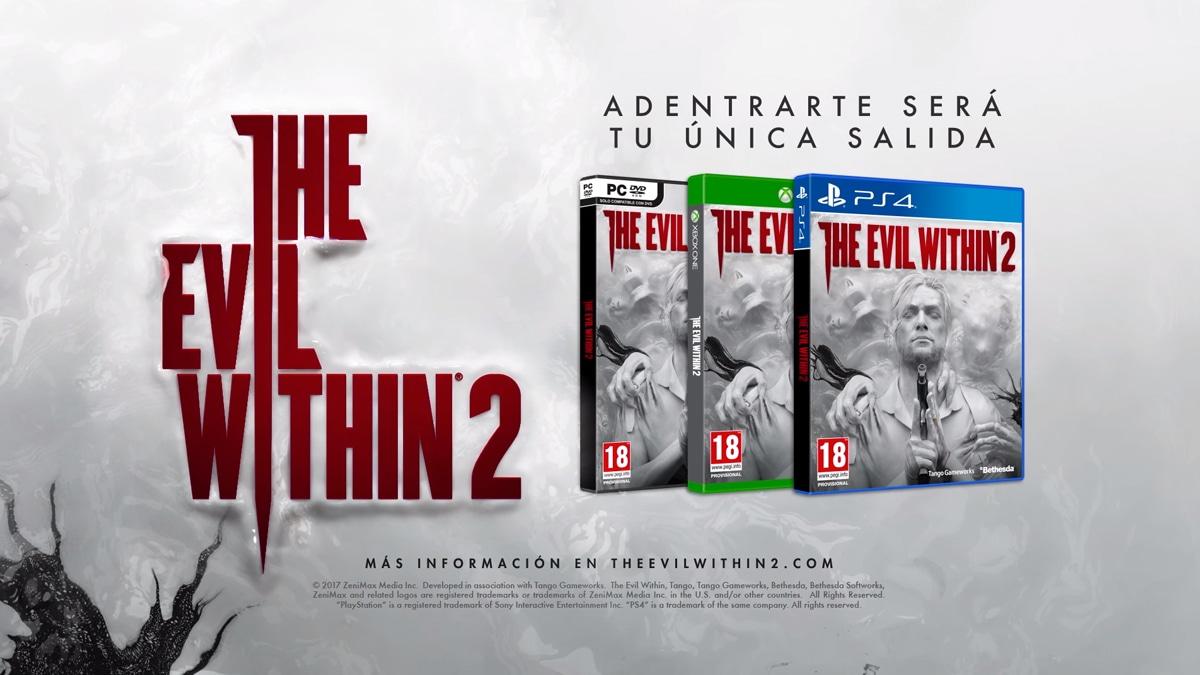 The Evil Within 2: de vuelta al horror