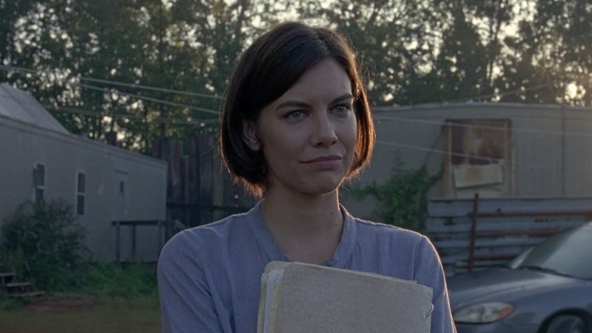 The Walking Dead 8x12: 'The Key'