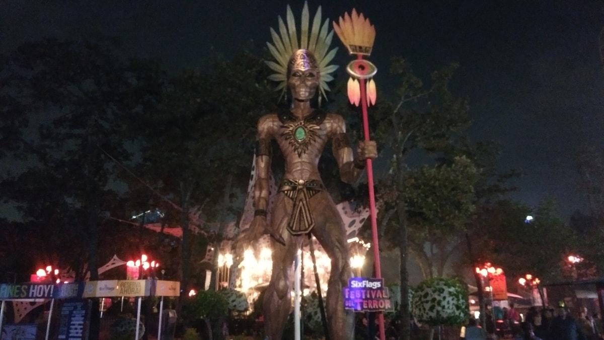 Nuestra experiencia en el Festival del Terror de Six Flags