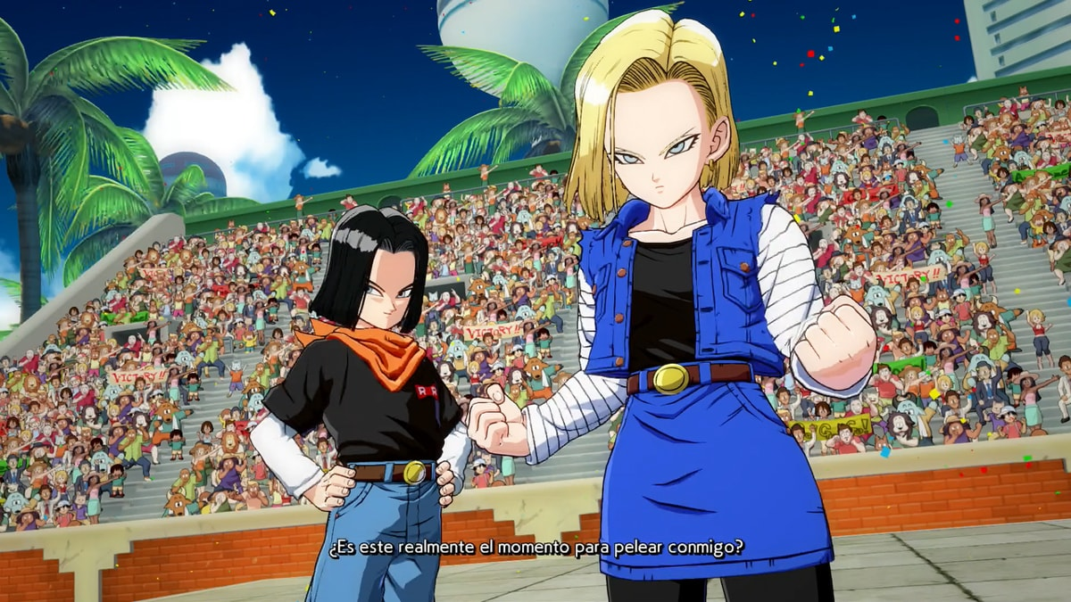 Continuamos con la beta de Dragon Ball FighterZ