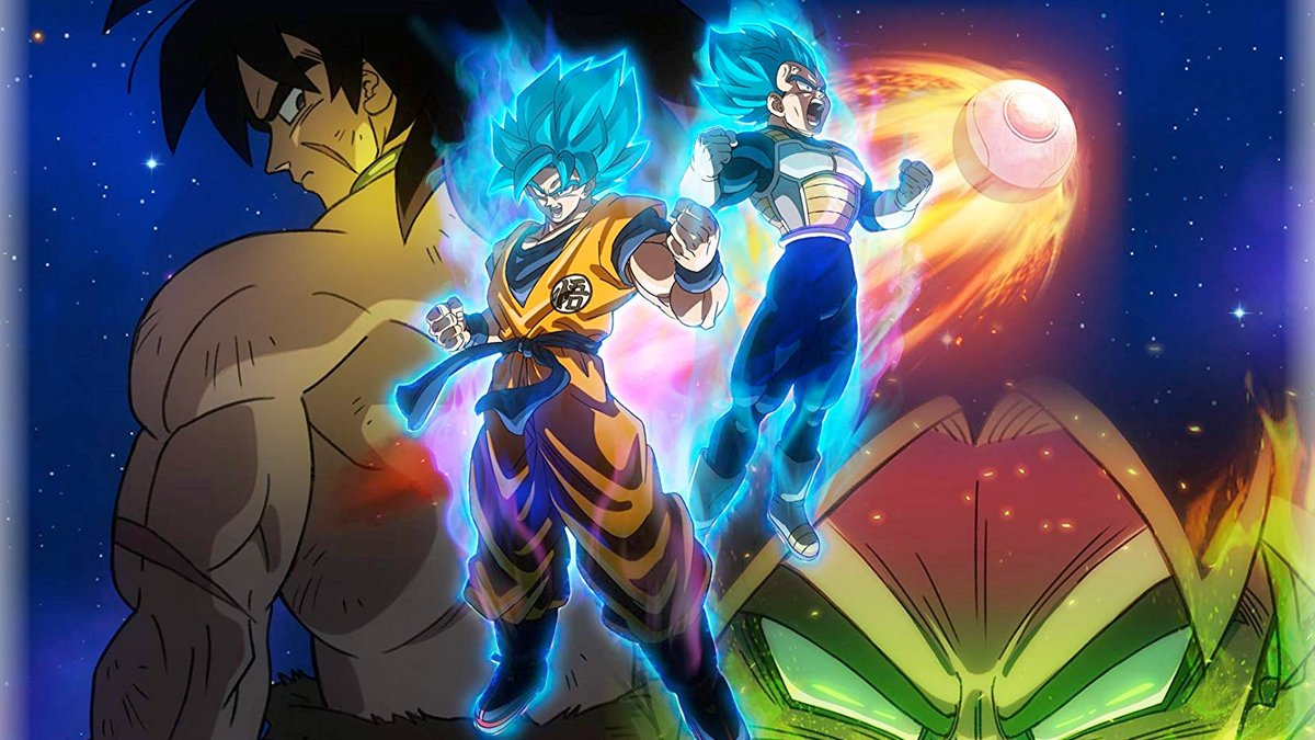 [Reseña] Dragon Ball Super: Broly