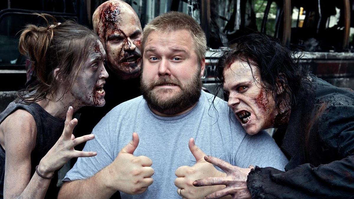 Robert Kirkman ya ha pensado en el posible final de 'The Walking Dead'