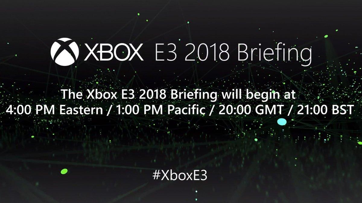 E3 2018: la conferencia de Microsoft