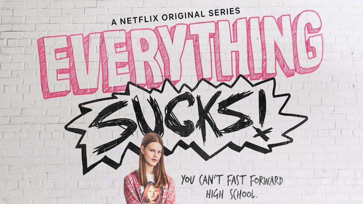 Opinando sobre 'Everything sucks!'