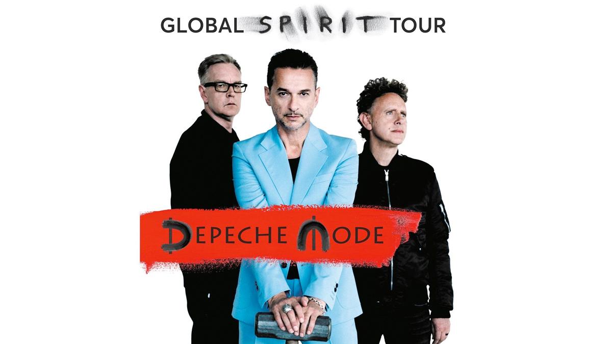 Nuestra experiencia en el Global Spirit Tour de Depeche Mode