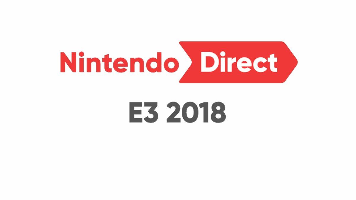 E3 2018: la conferencia de Nintendo
