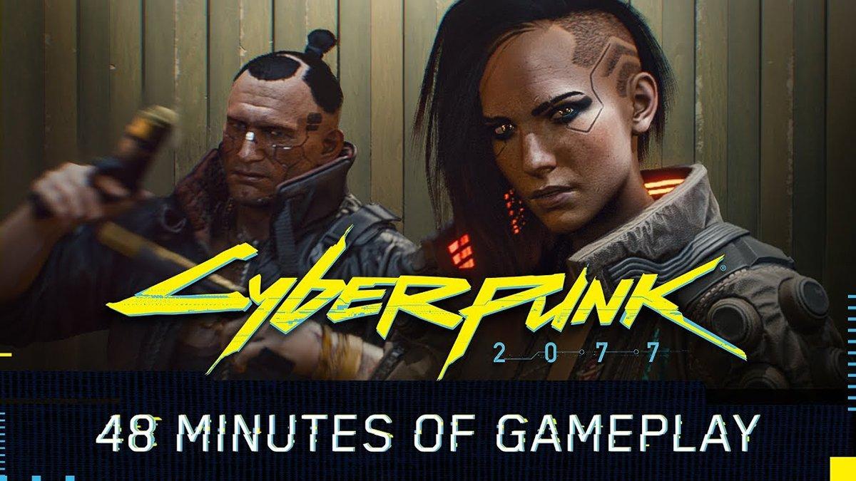 Llega un nuevo gameplay de Cyberpunk 2077