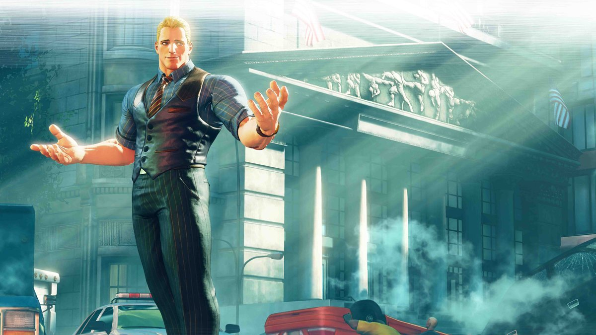 La historia de Cody en Street Fighter V