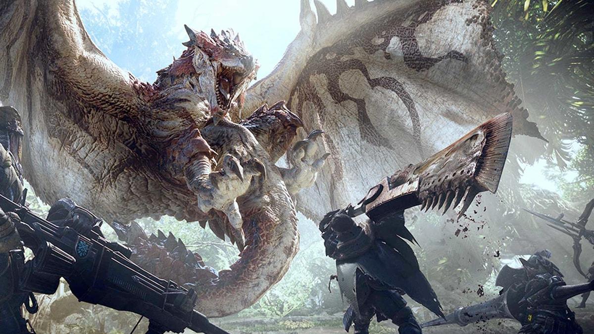Monster Hunter World: ¡iniciando la aventura!