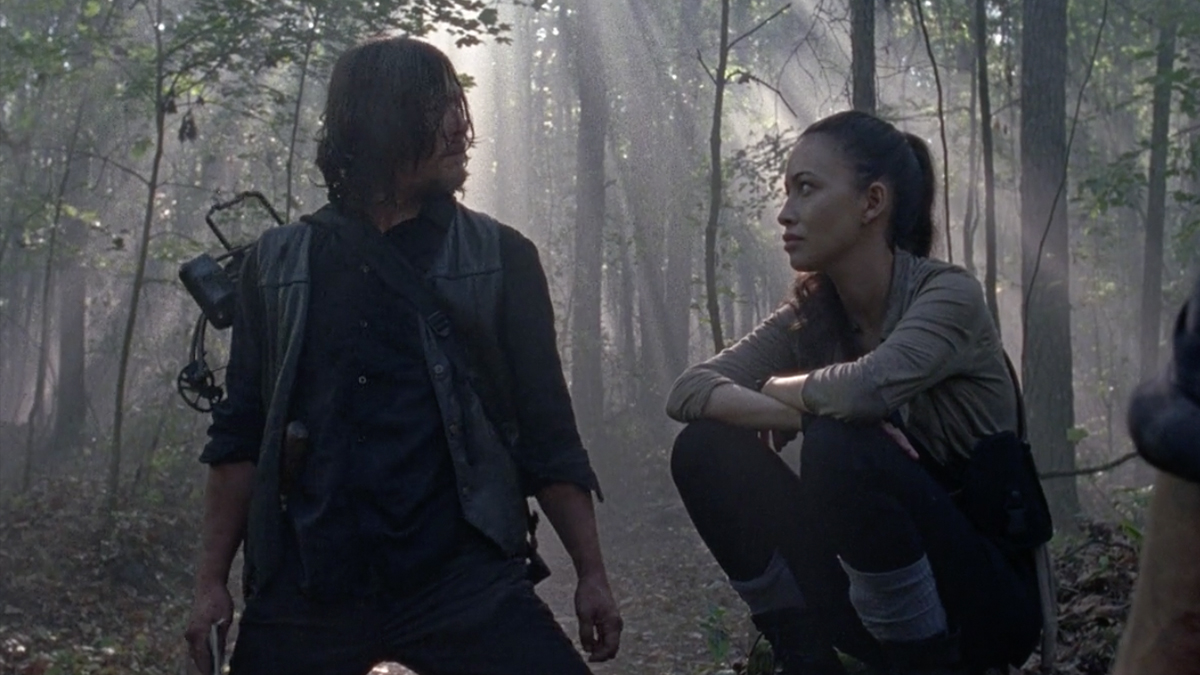 The Walking Dead 8x11: 'Dead or Alive Or'