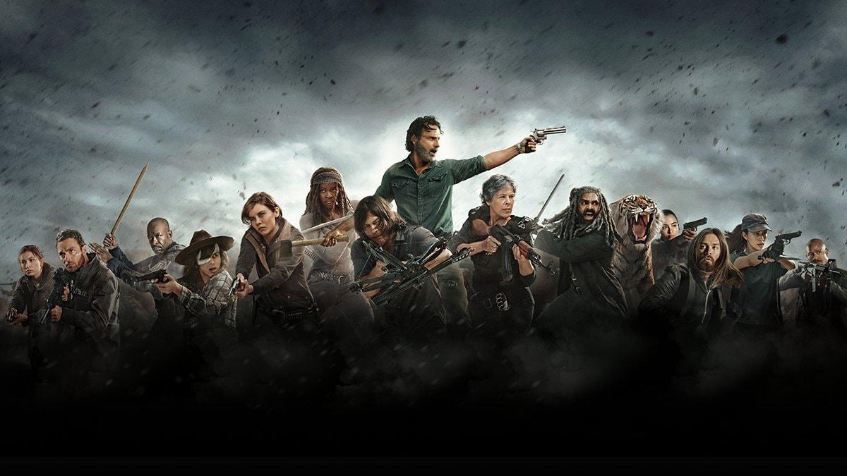 The Walking Dead 8x01: 'Mercy'