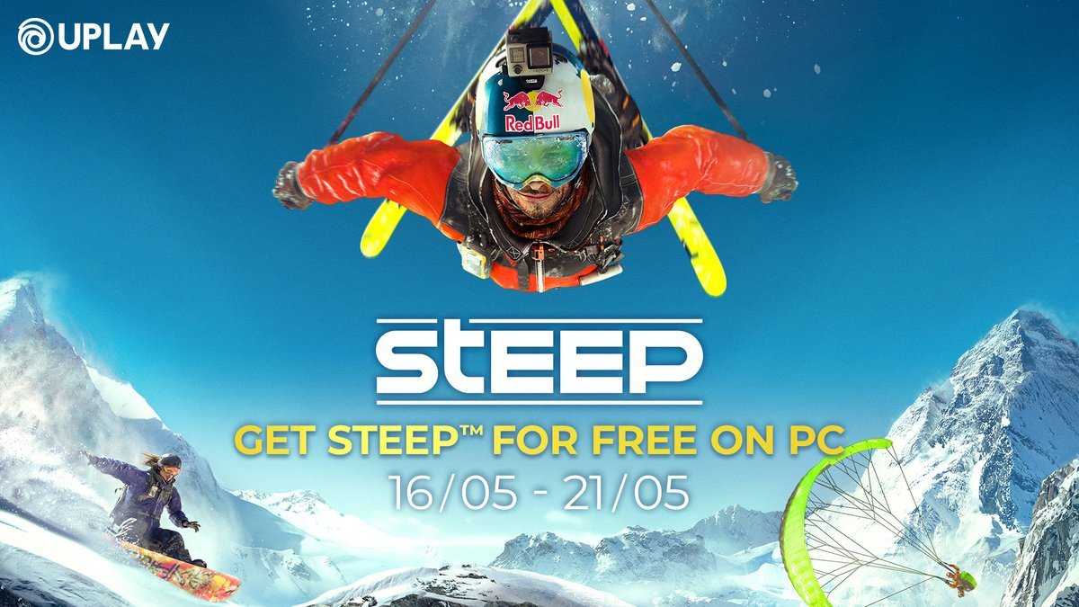Ubisoft regala Steep