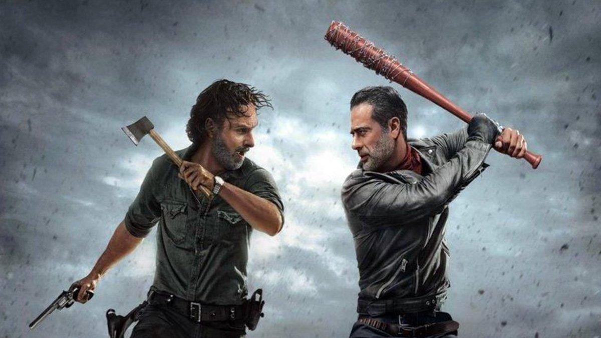 'The Walking Dead': ¿Quién es más malvado, Rick o Negan? Jeffrey Dean Morgan responde