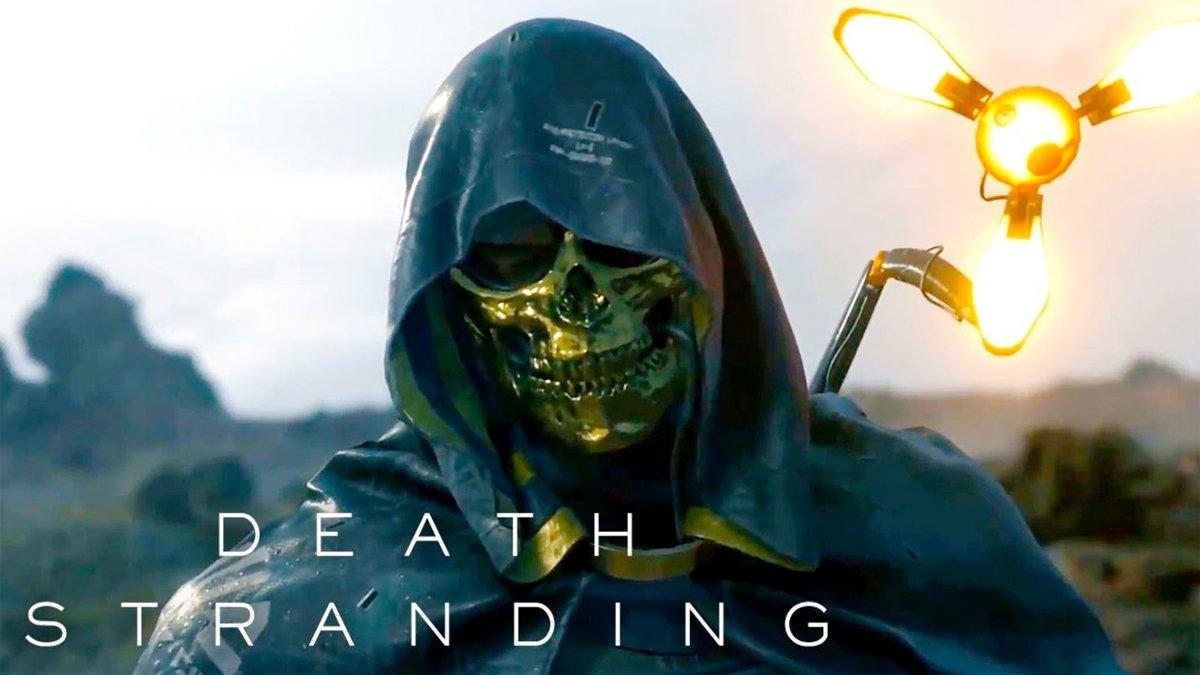 Llega un nuevo tráiler de Death Stranding desde la TGS 2018