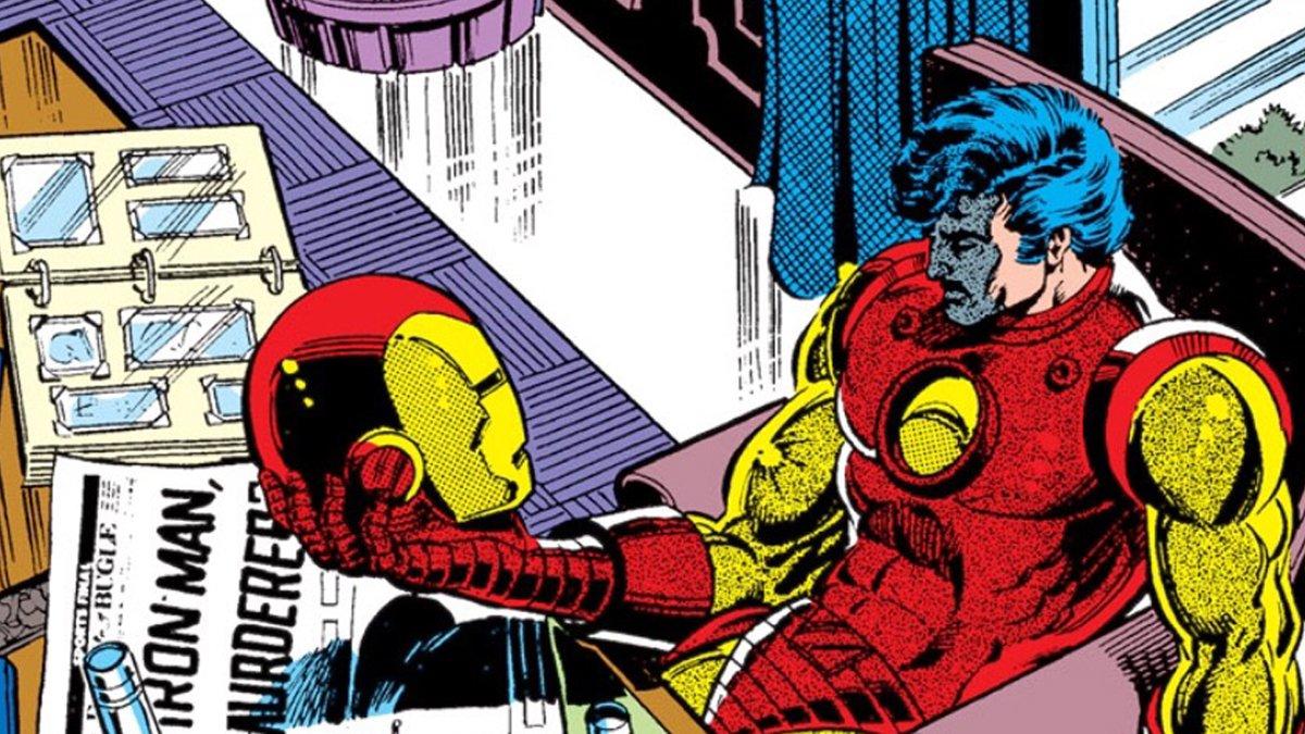 Iron Man: Demon in a Bottle y el alcoholismo de Tony Stark